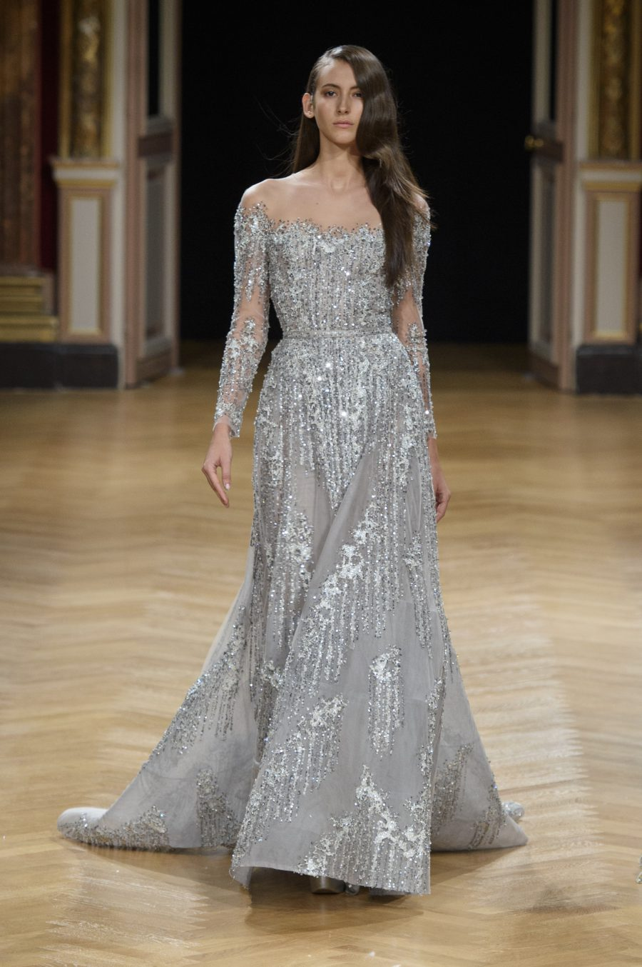 Ziad Nakad Evening And Bridal Dresses For Fall-Winter 2019
