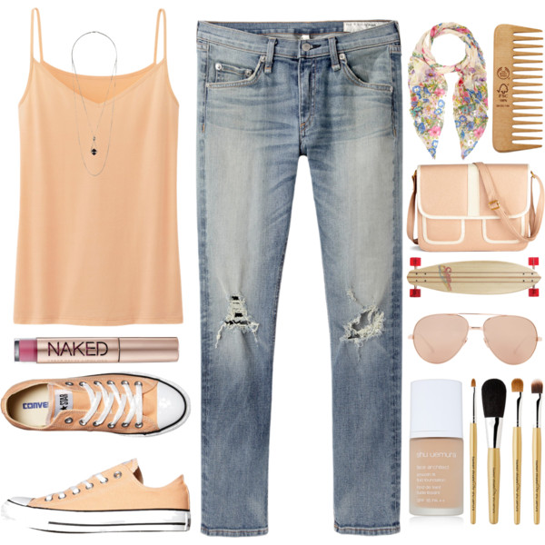 30 Ways To Wear Converse Sneakers: Simple and Easy-To-Do Ideas 2019