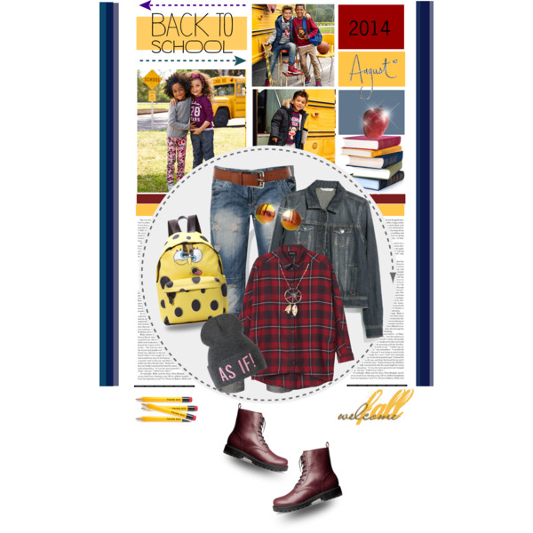 Back-to-School Outfit Ideas: Simple And Awesome 2019