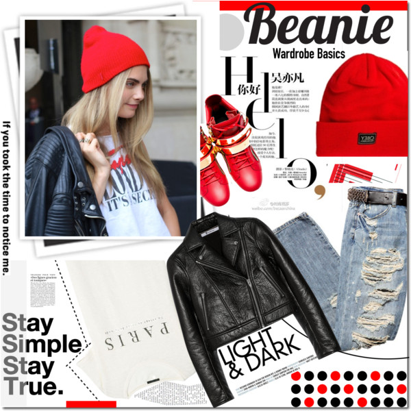How To Wear A Beanie In 2017