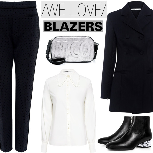 Ultimate Guide: Interesting Blazer Outfit Ideas For Women Over 50 2019
