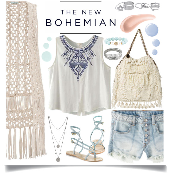 Must-Have Items for a Bohemian Chic Wardrobe 2019