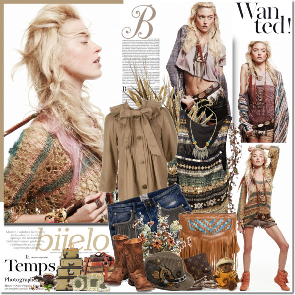 Bohemian Fashion Trends: Easy, Edgy and Feminine Looks 2020