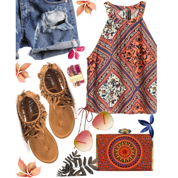Bohemian Outfit Ideas: Make A Stand-Out Look 2019