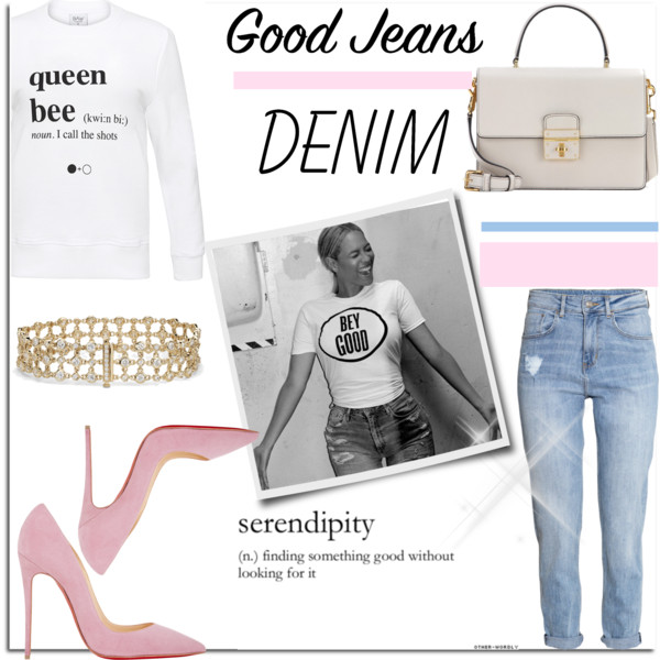 Boyfriend Jeans For Women Over 50: How To Wear And Style This Trend 2019