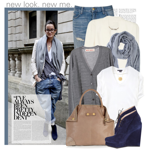 Boyfriend Jeans For Women Over 50: How To Wear And Style This Trend