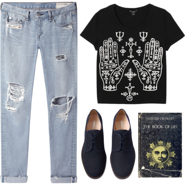 Boyfriend Jeans Outfits For Summer 2017: Who Said This Denim Looks Bad?