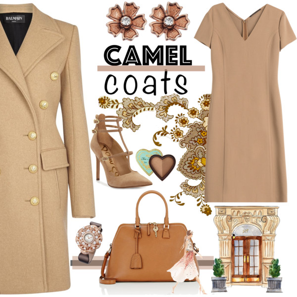 Camel-Coats-Outfits-For-Fall-Winter-2017-2018-1