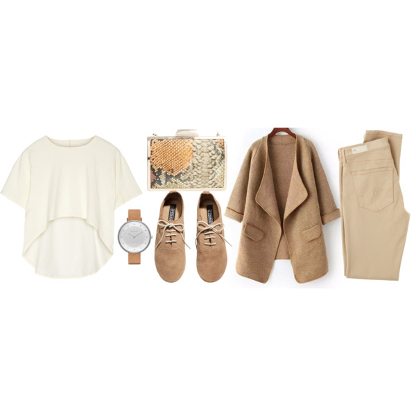 Camel-Coats-Outfits-For-Fall-Winter-2017-2018-2