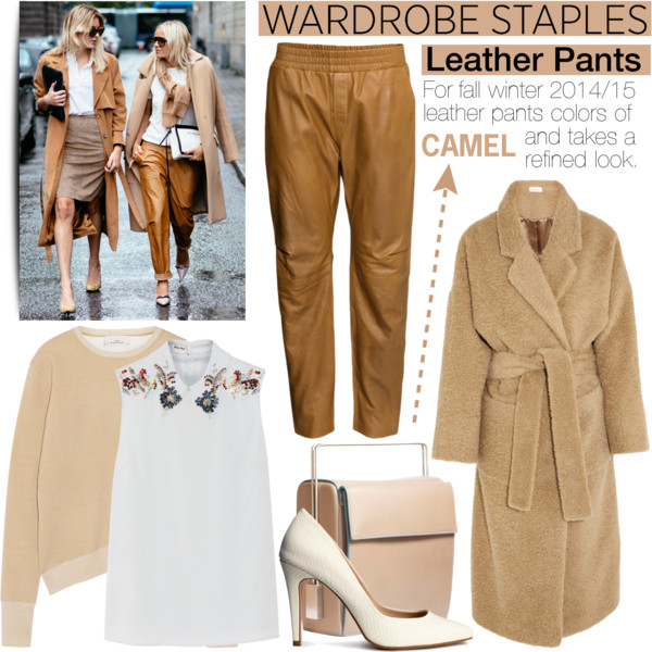 Camel-Coats-Outfits-For-Fall-Winter-2017-2018-4