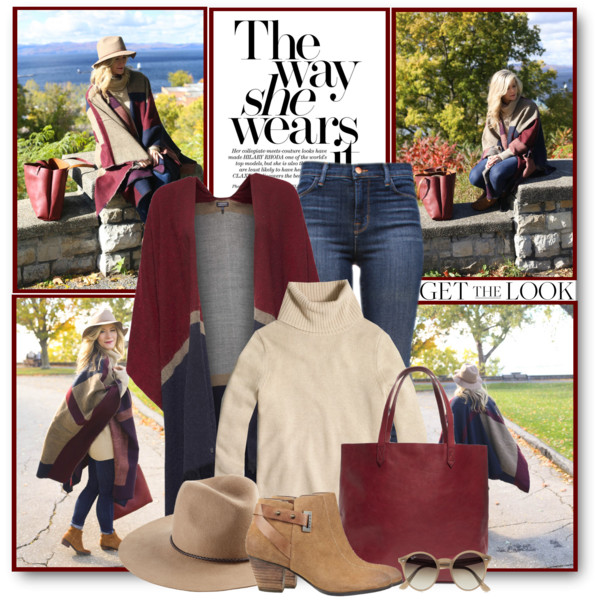 Capes Outfit Ideas For Women Over 50: Best Polyvore Ideas To Try Now 2019