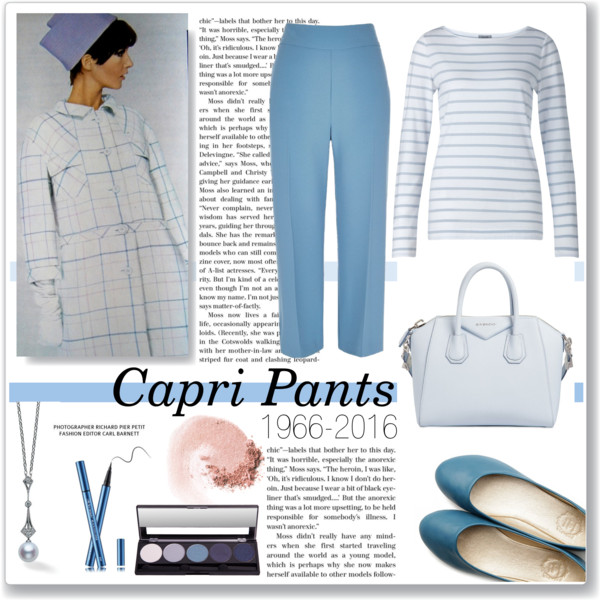 Capri Pants Are Still In Style: My Favorite Outfit Ideas For Women Over 50 2019