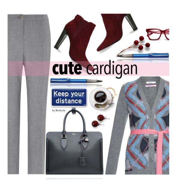 Cardigan Outfit Ideas For Women Over 50: For Every Age And Body Shape 2019