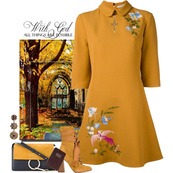Church Fall Outfit Ideas For Women Over 40: Make A Strong Impression 2019