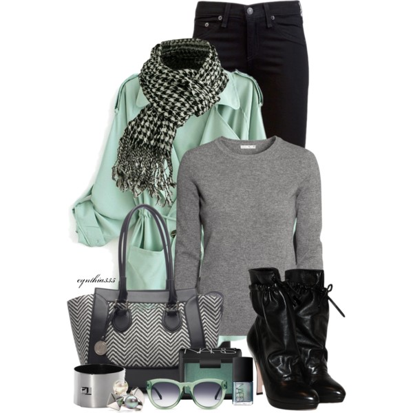Church Fall Outfits For Women Over 50: Polyvore Inspiration