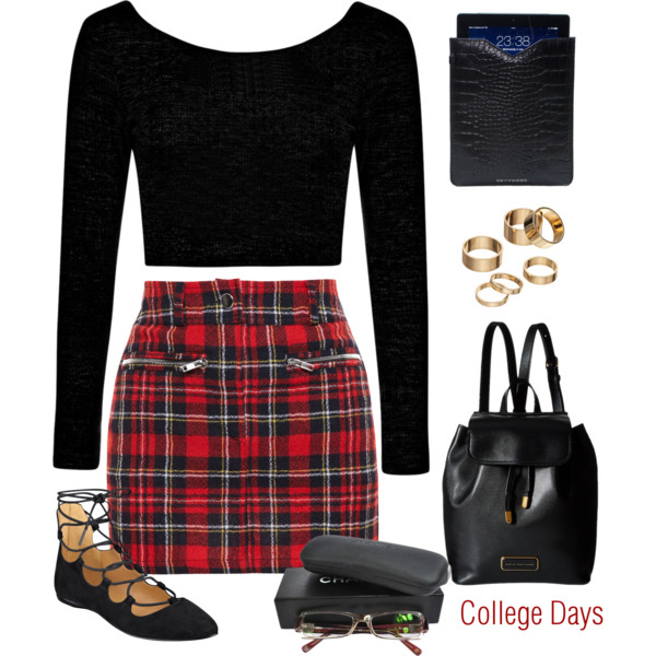 What To Wear To College: Chic Combos To Be Appealing 2019