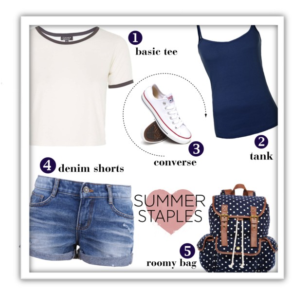Cut Off Shorts Outfits For Summer: Cool Looks You Can Recreate 2019