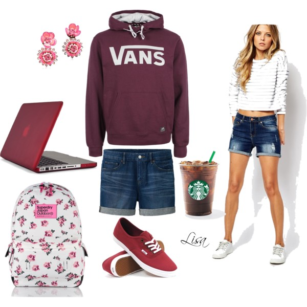 30 Cute College Outfit Ideas for Girls Get Inspired Now 2018 | Style Debates