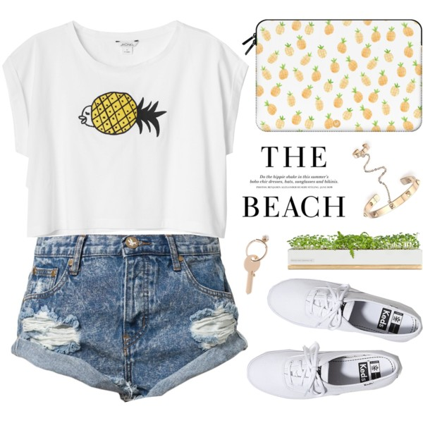 28d4ffccf1 Cute Outfit Ideas For Summer  What To Wear To Look Awesome 2019 ...