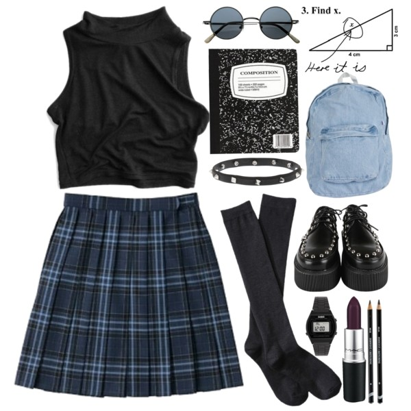 Cute Outfits For School: Balanced 2017 Looks You Can Copy This Year