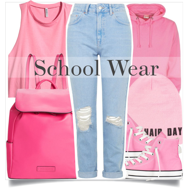 Cute Outfits For School: Balanced Looks You Can Copy This Year 2018