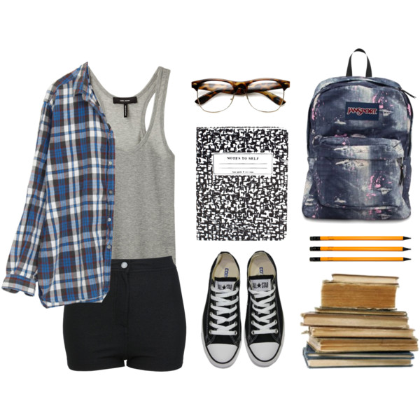 Cute Summer Outfits For School 2019