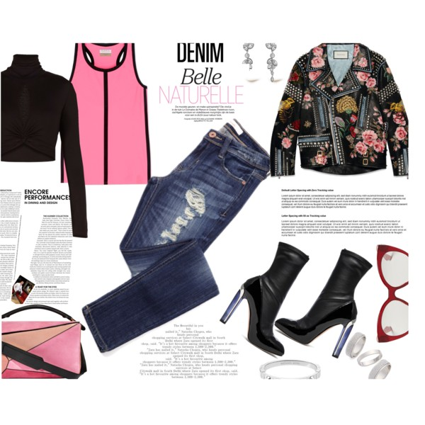 Denim Outfit Ideas: Interesting Looks To Copy 2019