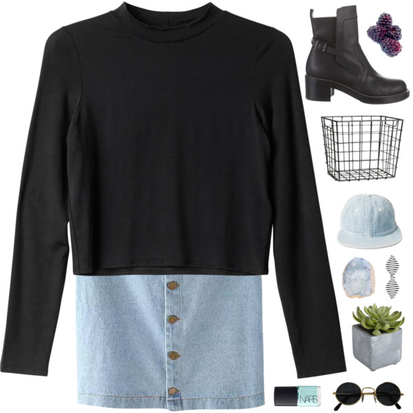 Denim Outfit Ideas For Fall-Winter Season 2020