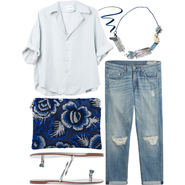 Denim Outfit Ideas For Summer: No Boring Ways To Make A Statement 2020