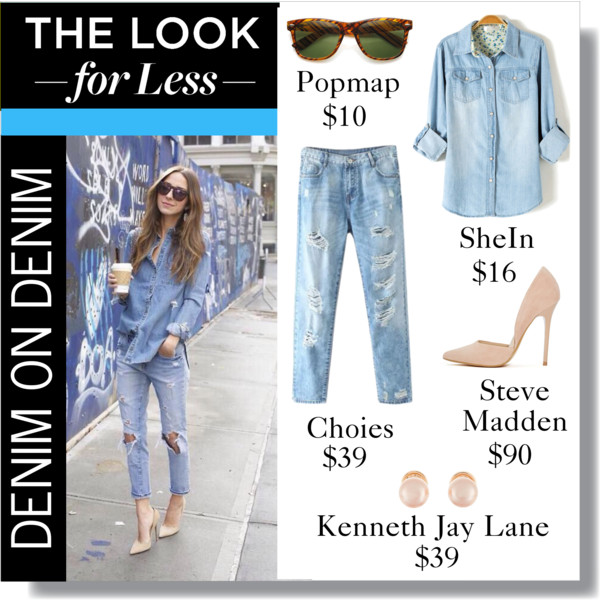 Denim Outfits 2017 You Can Wear Right Now