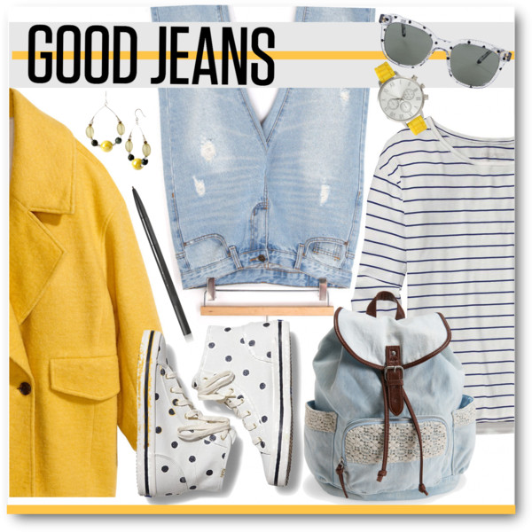 Denim Outfits You Can Wear Right Now 2019