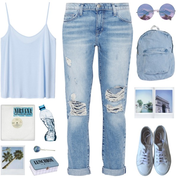 Distressed Jeans Outfit Ideas: Every Fashionista Must-Try 2019