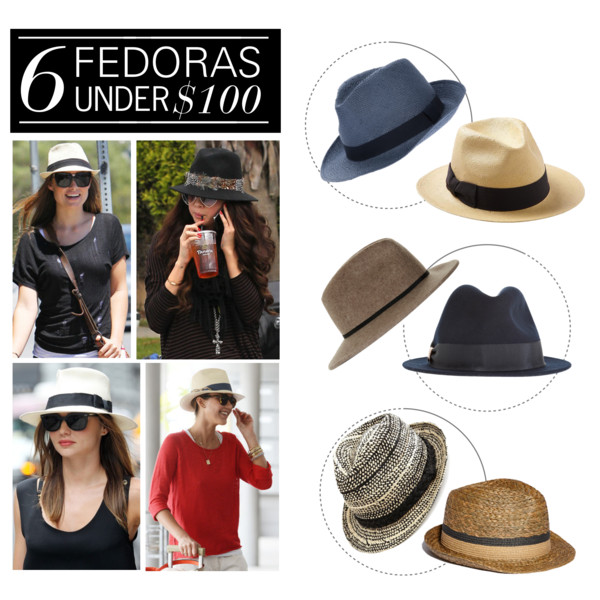 Fedora Hat Outfit Ideas To Try This Year 2019