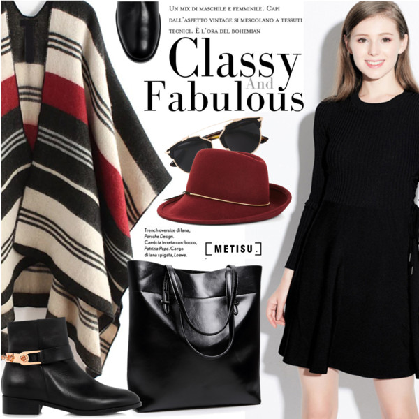 Fedora Hat Outfits For Fall-Winter Season 2019