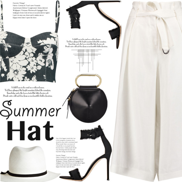 Fedora Hat Outfits For Summer: What Looks You Can Create This Year 2019