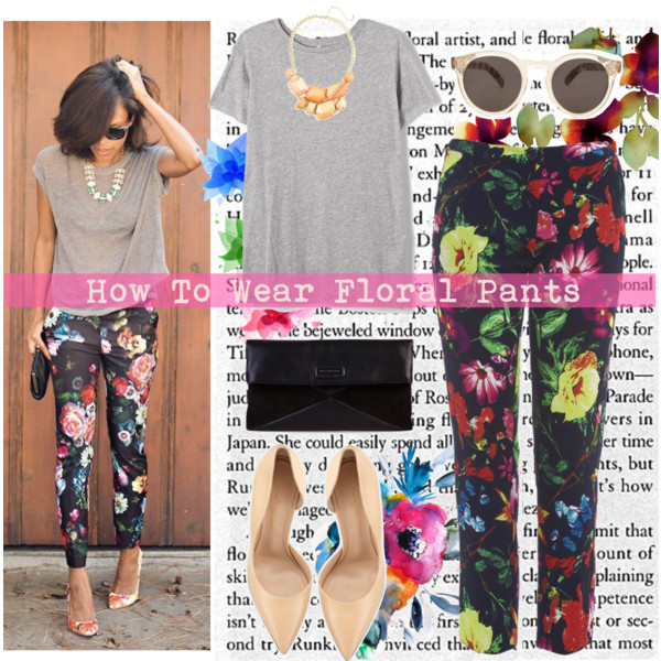 Floral Outfits: Easy To Wear Combos 2020