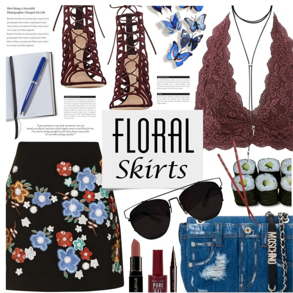Floral Outfits 2017 Trend: Prints We Love To Wear