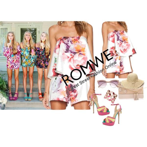 Floral Print Outfit Ideas 2019