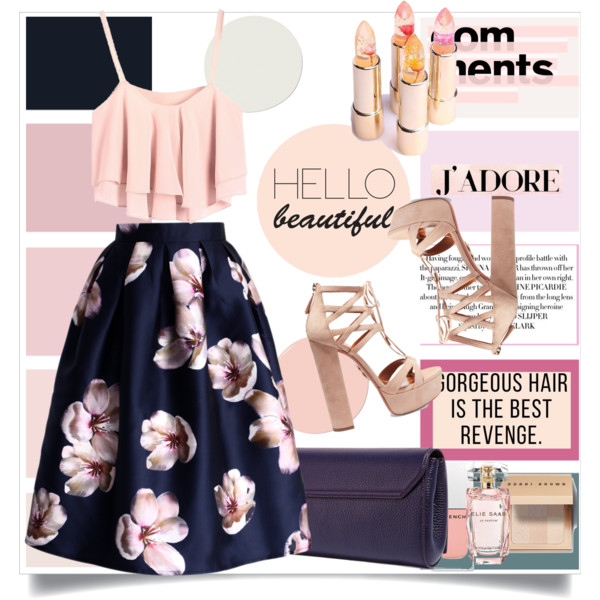 Floral Print Outfit Ideas 2019