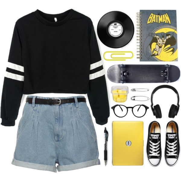 40 Geek and Nerd Girl Outfit Ideas To Try Now 2018