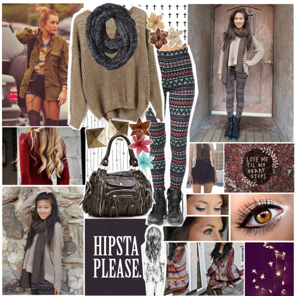 Hipster Fashion Trends: Well-Known Basics 2019