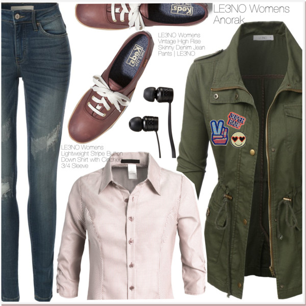 Women Over 40 Fashion: Jackets Outfit Ideas