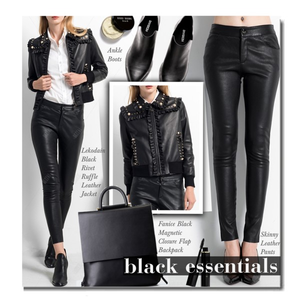 Leather Jacket Outfit Ideas For Women Over 30 2020