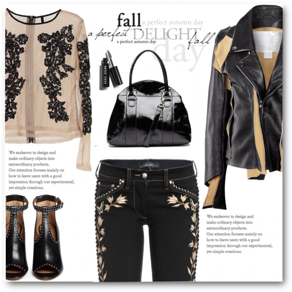 Leather Jacket Outfit Ideas For Women Over 30 2019