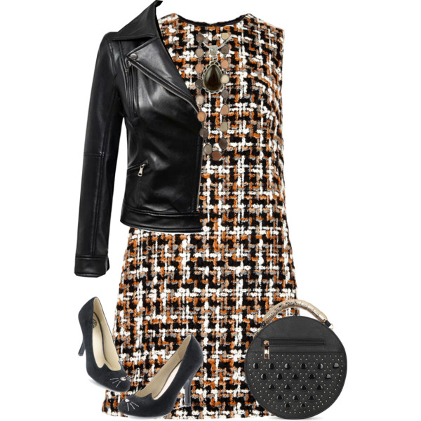 Leather Jacket Outfit Ideas For Women Over 40 2020