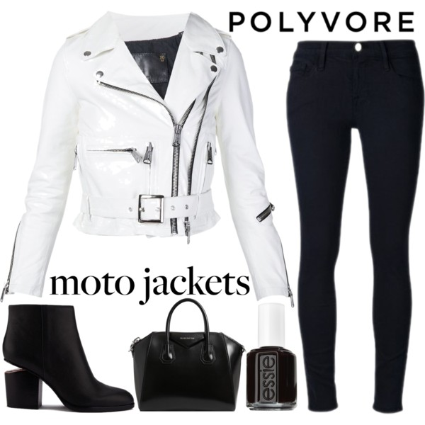 Leather Jacket Outfit Ideas For Women Over 40 2018 | Style Debates