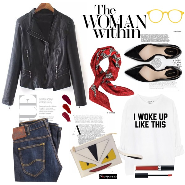 Leather Jacket Outfit Ideas For Women Over 50: Most Fabulous Looks You Can Copy 2020