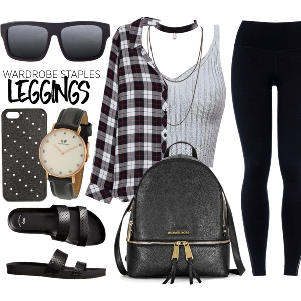 Leggings Outfit Ideas To Copy This Year 2019