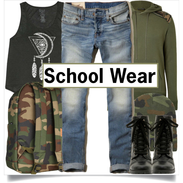 Military Inspired Outfits