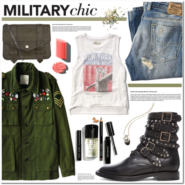 Military Outfit Ideas: How Real Women Wear This Style 2020